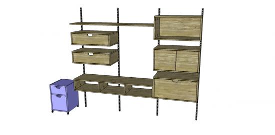 Free Diy Furniture Plans To Build A West Elm Inspired Design