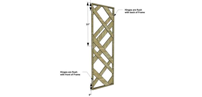 You Can Build This! Easy DIY Furniture Plans from The Design Confidential with Complete Instructions on How to Build a Fretwork Screen via @thedesconf