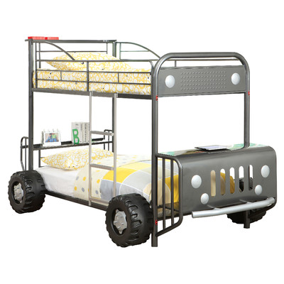 I adore the Expedition Bunk Bed from The Design Confidential Shop via @thedesconf