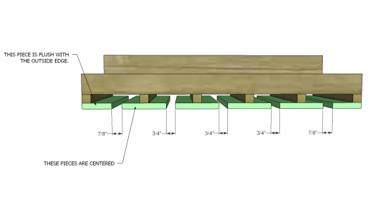 You Can Build This! Easy DIY Plans from The Design Confidential with Complete Instructions on How to Build a Holman Wine Glass Shelf via @thedesconf