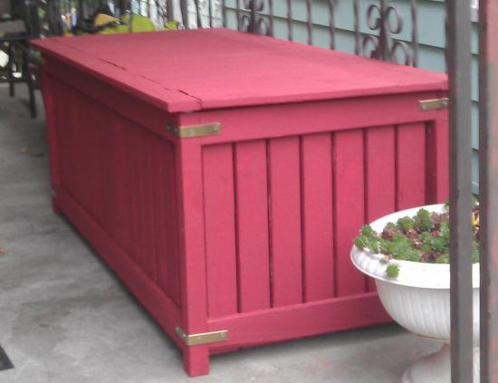 Reader Showcase: Wiskerface Chesapeake Bench