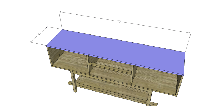 You Can Build This! Easy DIY Furniture Plans from The Design Confidential with Complete Instructions on How to Build a Kiko Buffet via @thedesconf