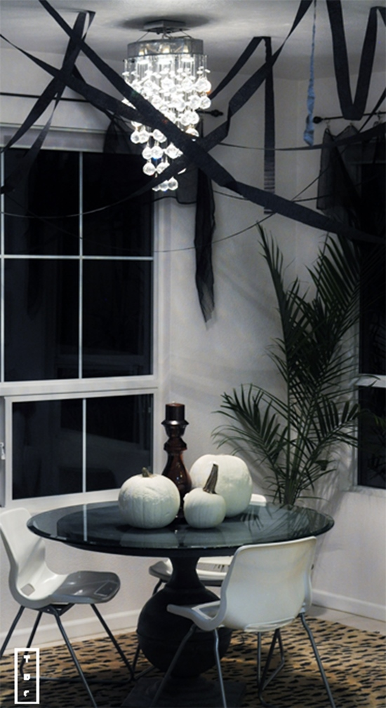 Happy Halloween and Some Easy Budget Friendly Party Decor