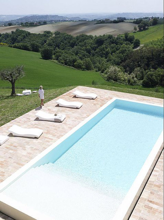 The Design Confidential Poolside in my Dream Home