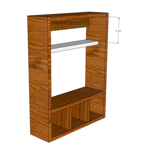 You Can Build This! Easy DIY Furniture Plans from The Design Confidential with Complete Instructions on How to Build a 3 Drawer Apothecary Medicine Cabinet via @thedesconf