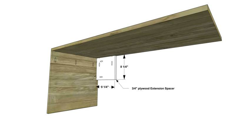 You Can Build This! Easy DIY Furniture Plans from The Design Confidential with Complete Instructions on How to Build a Shapeshifter Console via @thedesconf