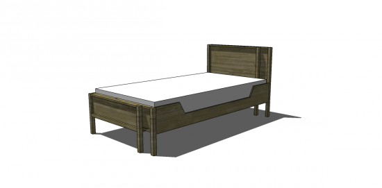 free diy furniture plans to build an adjustable twin to full bed you guys are going to flip your lid over this project