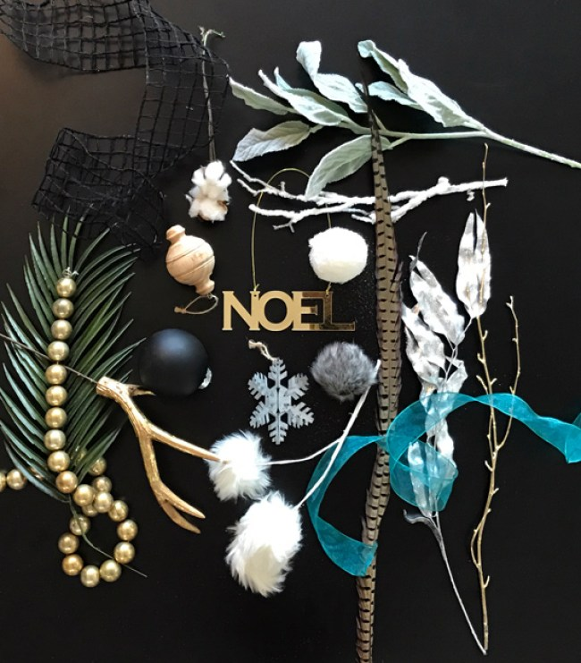 The Design Confidential x Michaels Stores / Kid Friendly + DIY Dream Tree Ornaments