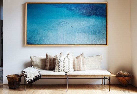 The Design Confidential Room Envy // A Tall Drink of Water + 5 Things