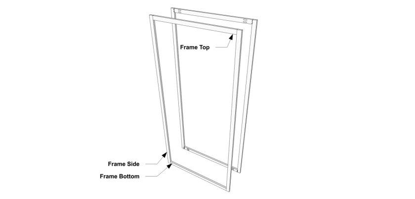 You Can Build This! The Design Confidential DIY Furniture Plans // How to Build a V Bookshelf Room Divider via @TheDesConf