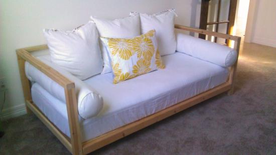 Builders Showcase 2x2 Double Sided Daybed The Design