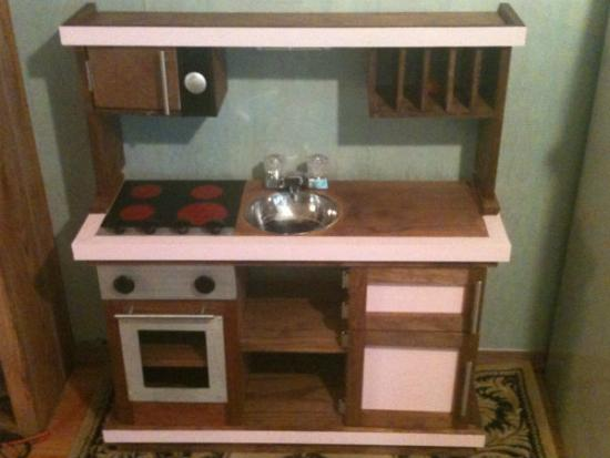 Builders Showcase Gourmet Play Kitchen The Design