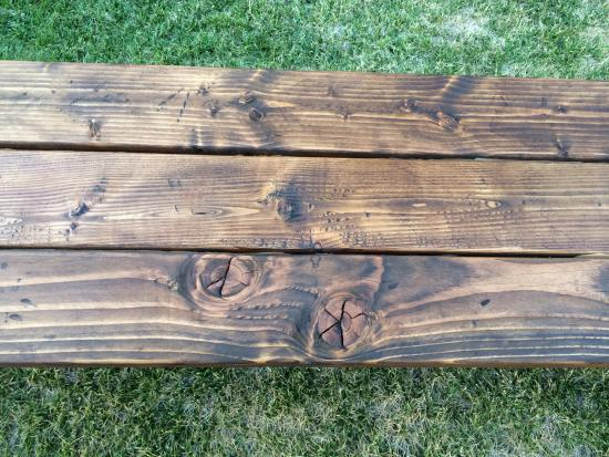 Real Reader Build on The Design Confidential / Provence Beam Dining and Provence Benches