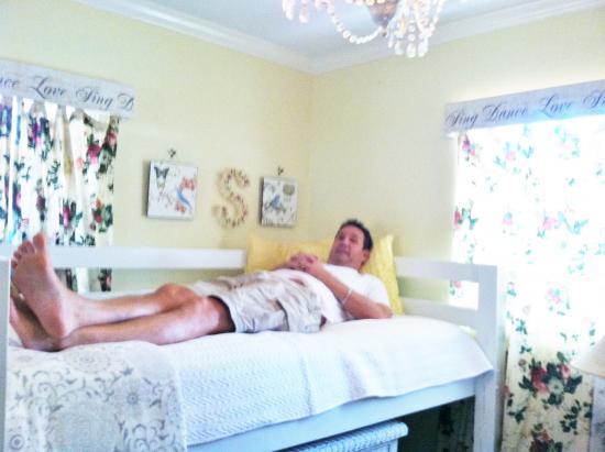 Reader Showcase: Loft Bed She Cave