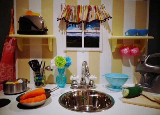 The Design Confidential Builders Showcase RTF Play Kitchen