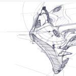 Sketch on a digital tablet with keyboard shortcut | TIP 6 – 7