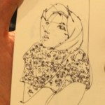 Look at people you draw, don't be shy  TIP52