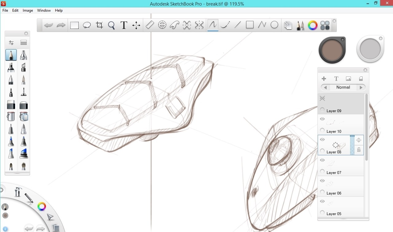 What is the best drawing software now?