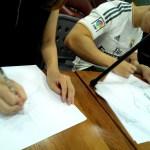 Shoe design workshop – Perseverance pays off | TIP81
