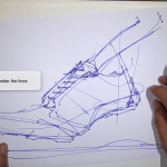 16 TIPS – How to draw a shoe | Adidas sneaker design
