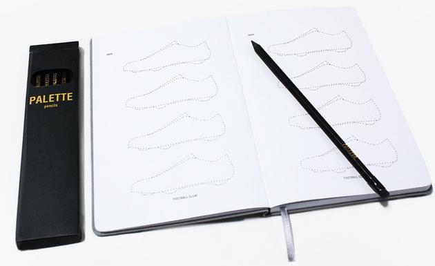 Palette. A Sketchbook for shoe designer |TIP118