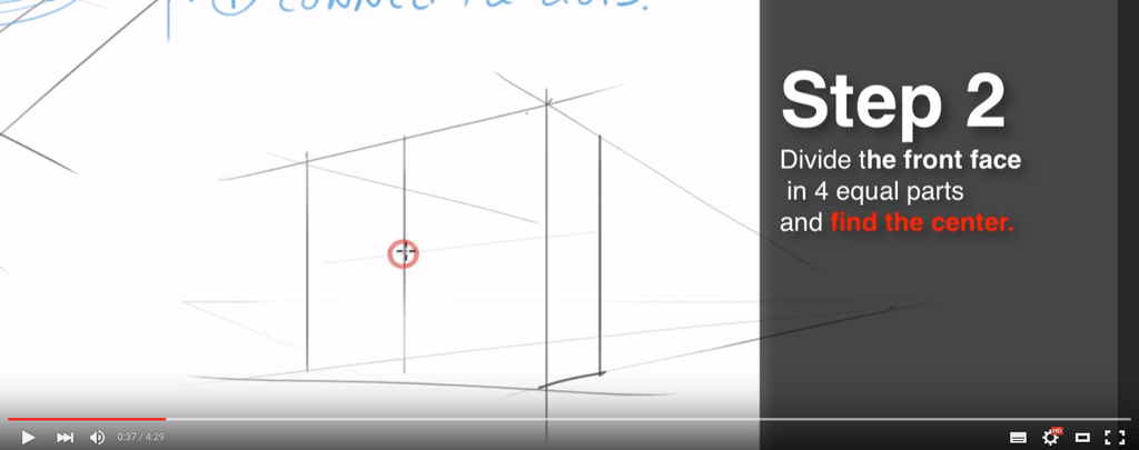 How to draw ellipses in perspective - The design sketchbook 1
