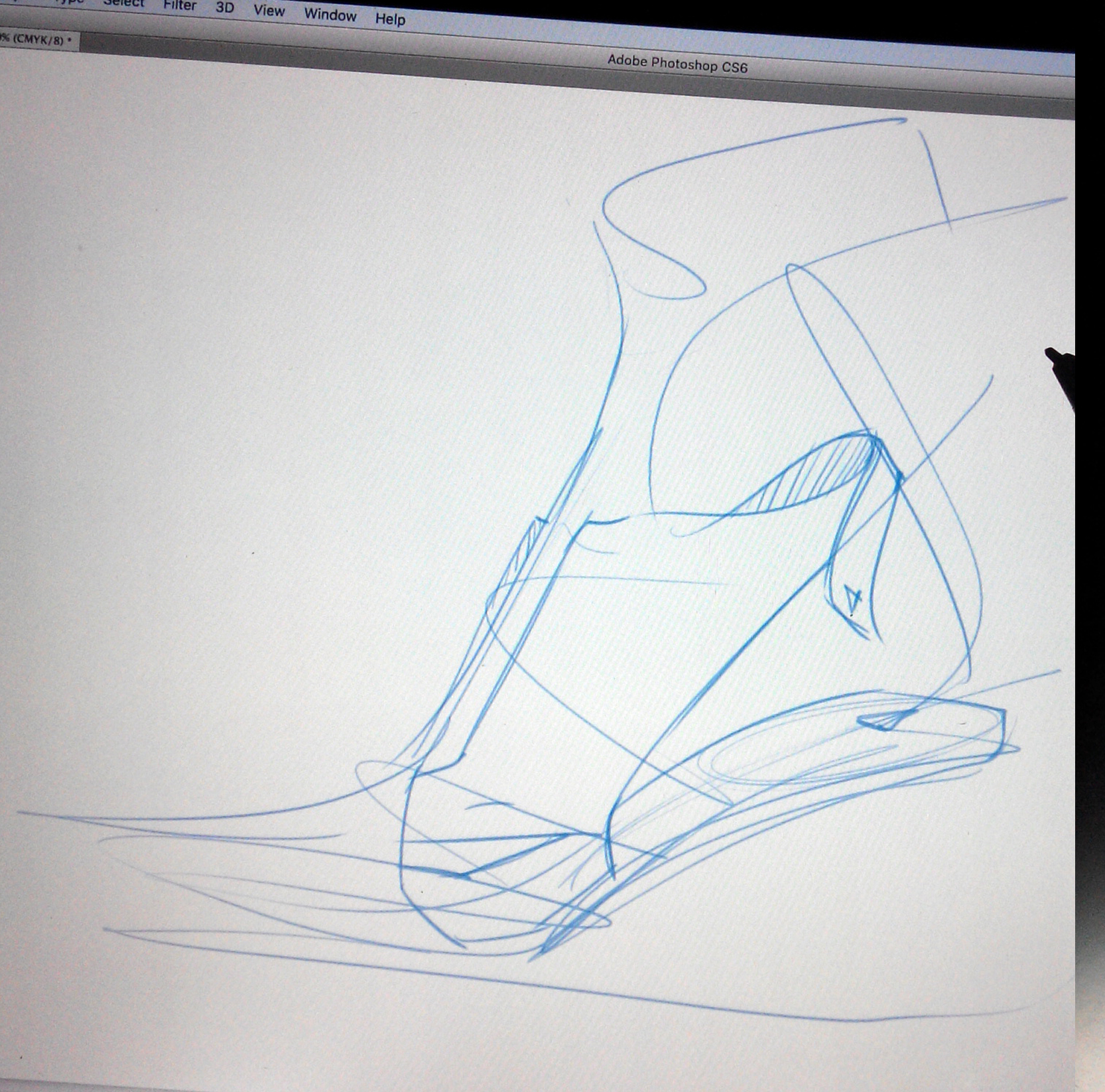 Adidas sketch sneaker The Design Sketchbook Photoshop b.jpg