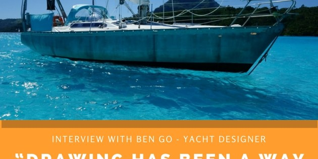 Interview with ben go a yacht designer welcome to the design sketchbook blog if you are new here and you wanna get ready to start design sketching feel free to receive the designer starter kit malvernweather Choice Image
