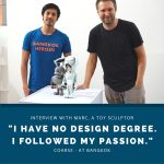 How Marc became a self-taught toy sculptor and designer | COARSE
