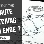 The 9 benefits of the 1 minute Sketching Challenge