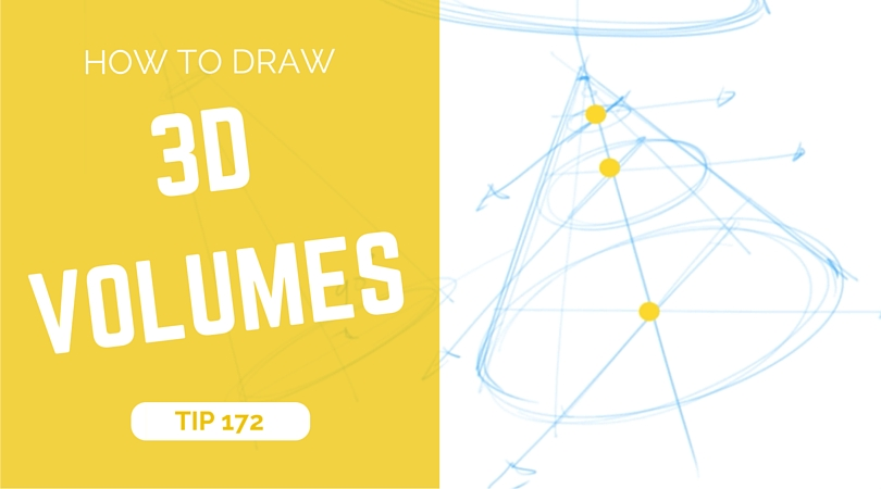 How to draw 3D volumes | TIP 172