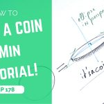 How to draw a coin | The 1minute tutorial!