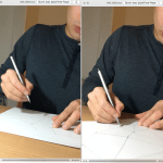 Do you make this sketching mistake with your shoulder posture? TIP 200