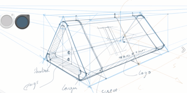 Why you should start your industrial design sketches very for Industrial design startups