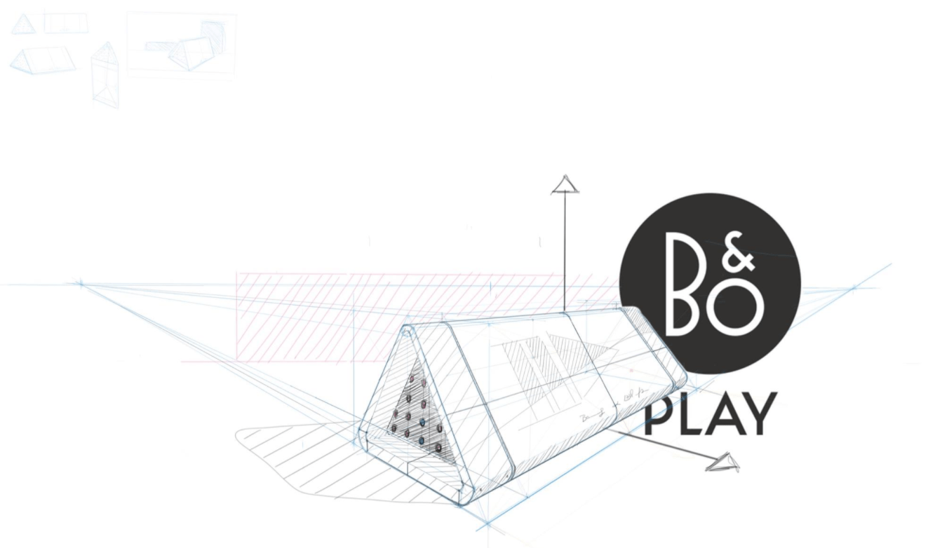 Victoria Magniant Design sketching tutorial sound speaker Bang and Olufsen bring your sketch alive industrial design sketching.png