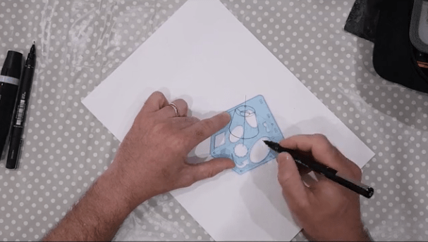 microdot tool for designers sketching d