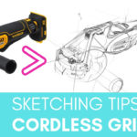 24 drawing Tips to raise your Product Design sketching skills|Grinder