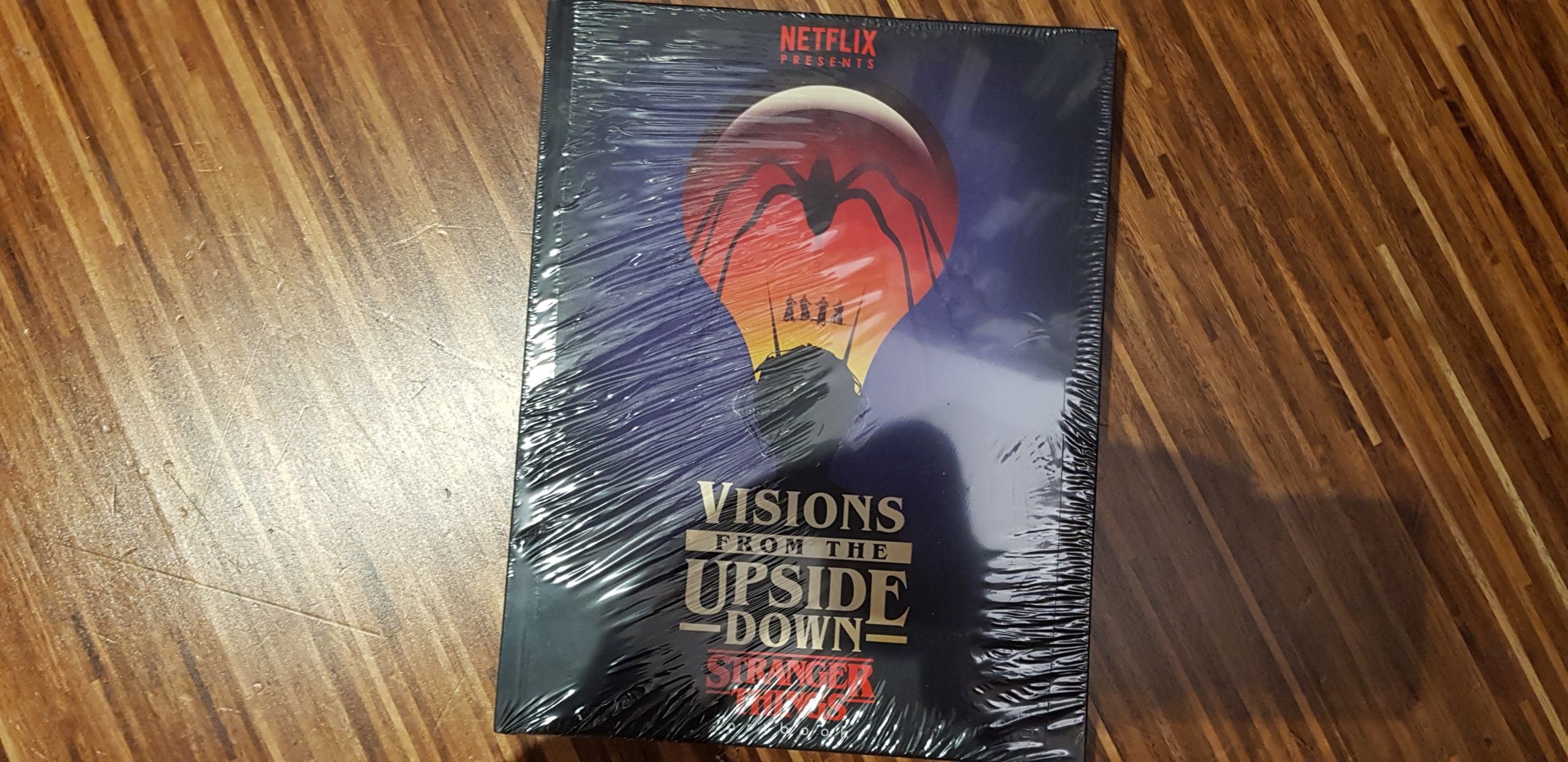 Stranger things book inspiration for industrial product design sketching