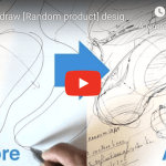 How to start drawing anything better in 4 steps | the Random Product technique |Tip138 | VIDEO