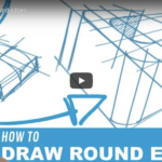 How to draw 3D Cube (with Round Edges)
