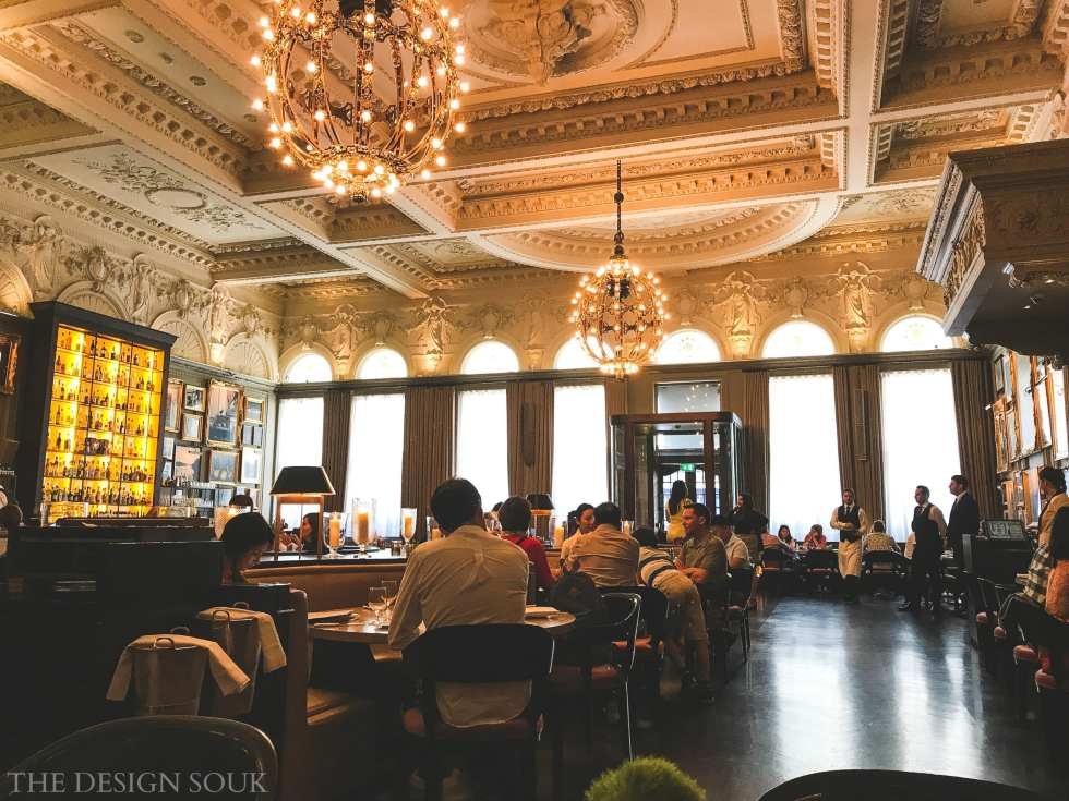 THE DESIGN SOUK | My Top Five Eats: London | www.thedesignsouk.com