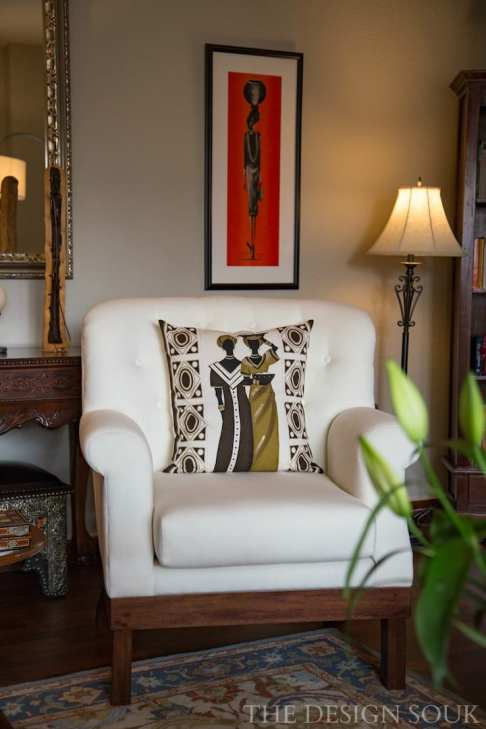A Living Room Makeover | THE DESIGN SOUK | www.thedesignsouk.com