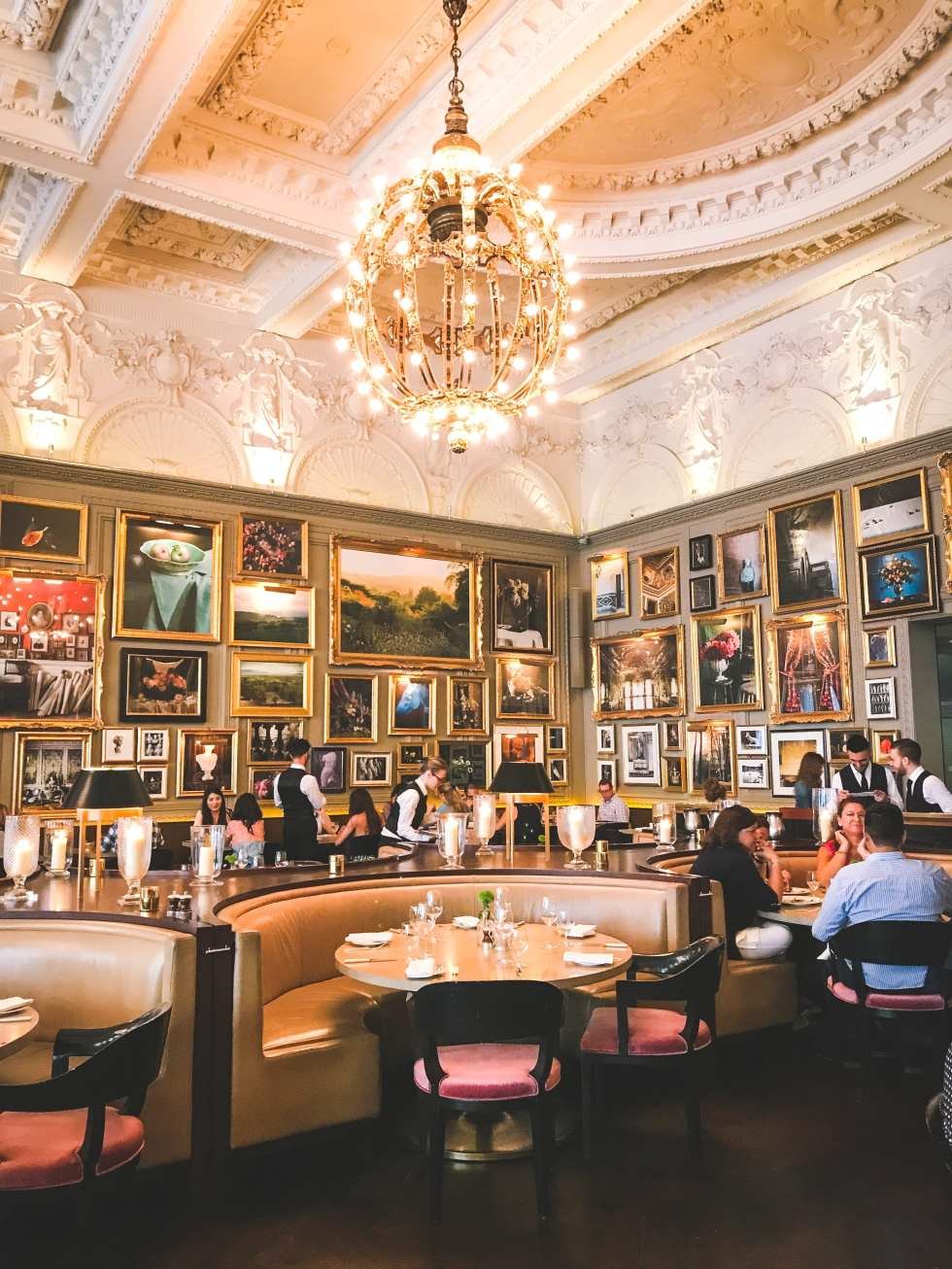 Berners Tavern | THE DESIGN SOUK | www.thedesignsouk.com
