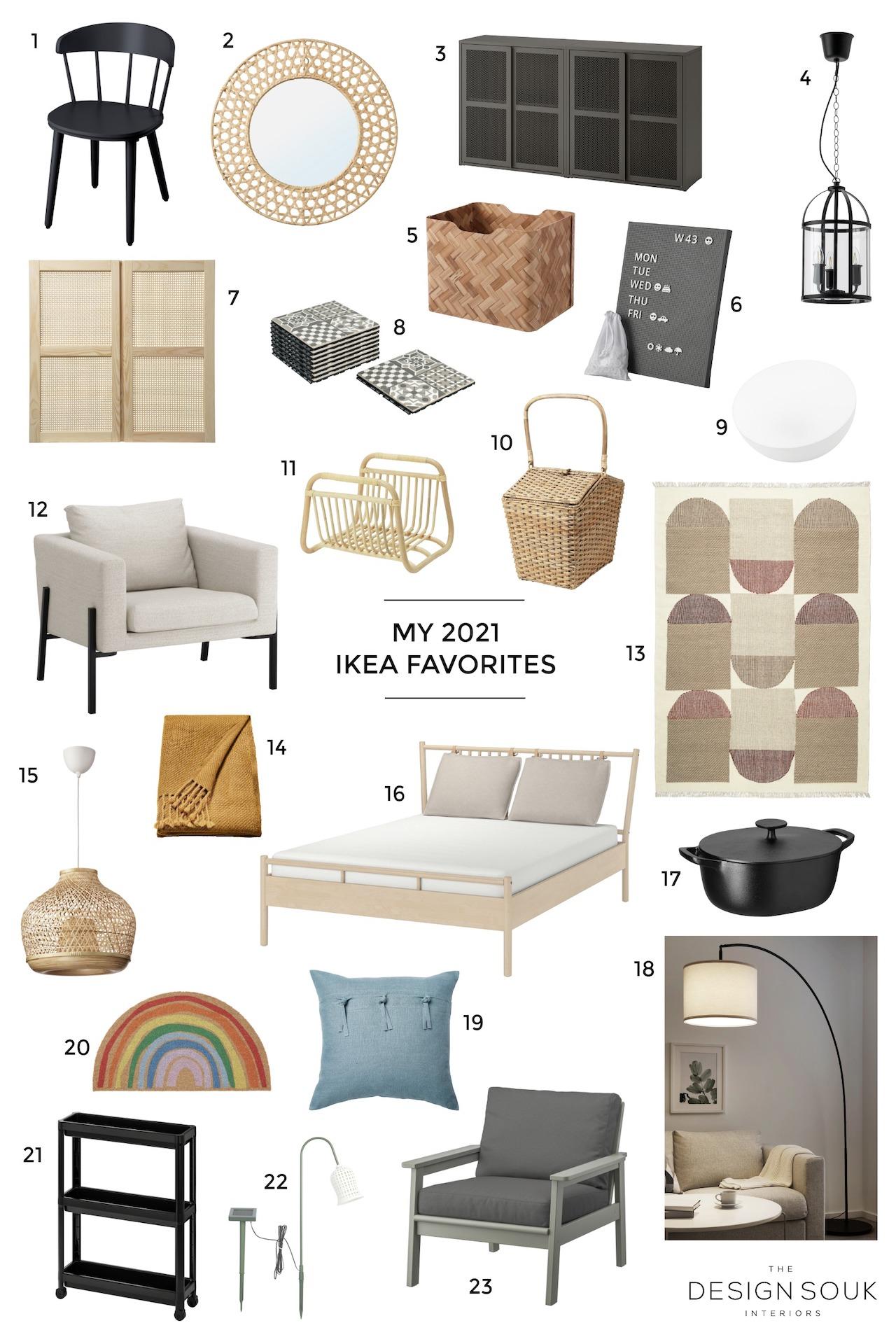 2021 IKEA Favorites
