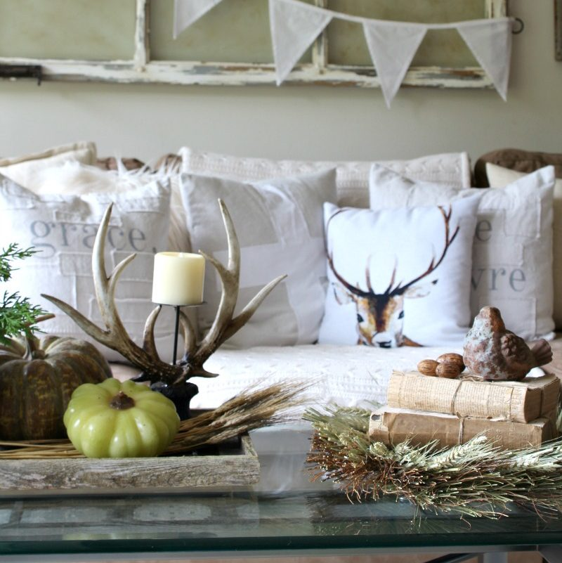 coffee table for fall decor tips to