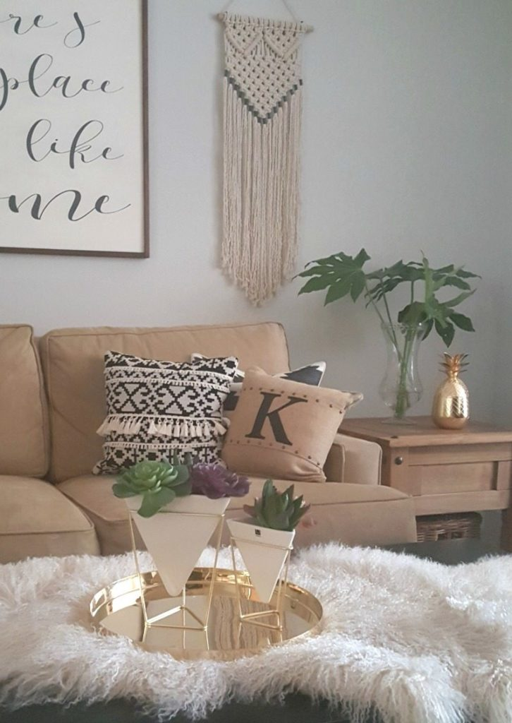 How To Create A Boho Look In Your Home The Design Twins