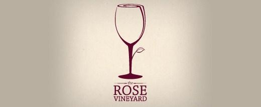 The Rose Vineyard, Logo Design Inspiration