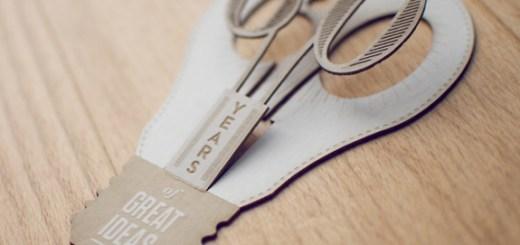 Die Cut Business Cards Designs