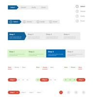 Web Form Steps
