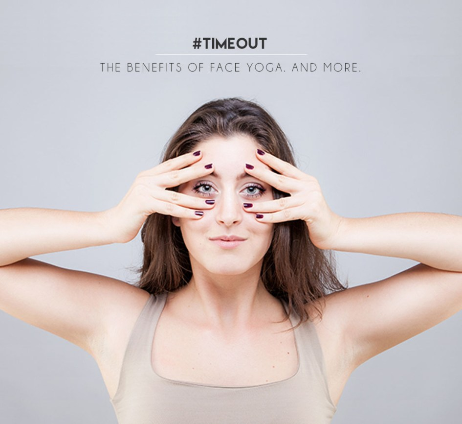 Benefits of face yoga